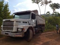 Título do anúncio: Scania 113 4x6 (Traçado)