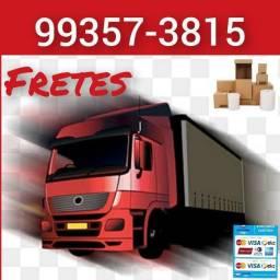 FRETE baú caminhão barato !!!