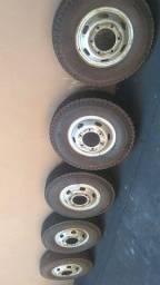 Rodas de caminhão