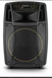 Caixa de som amplificada acústica frahm