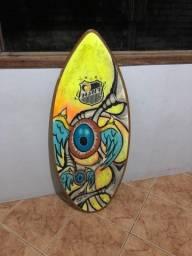 Skin  board Power Glass