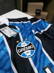 Camiseta Grêmio tricolor