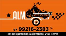 Moto socorro/ guincho para Moto