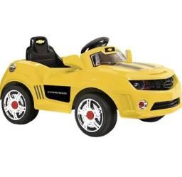 Camaro amarelo bandeirantes