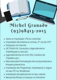 Manutenção e Formatação de Pc,s e Notebooks