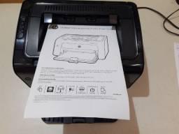 Impressora HP LaserJet P1102w (WIFI)