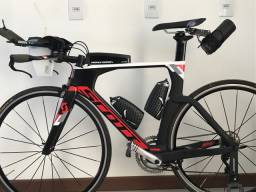 Scott plasma triathlon tt TAM 52 bike nova
