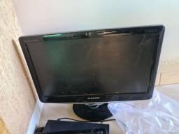 Troco Monitor Samsung por TV