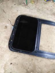 Teto solar elétrico de VW Golf