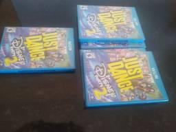 Just Dance Disney Party 2 Wii -U Original Lacrado