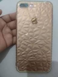Vendo iPhone 7plus garantia