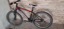 Bicicleta Fischer de aluminio