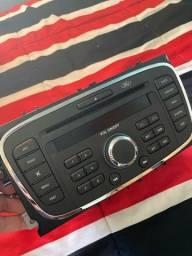 Rádio original Ford focus 2009 a 2013