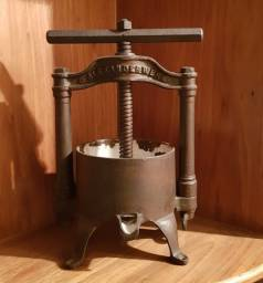 Extrator de Óleo Alemão Alexanderwerk (produto centenário)