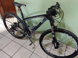 Bike Caloi Elite Carbono Sport