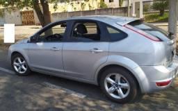 Ford Focus 1.6 2012 Prata -Excelente Carro