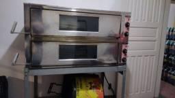 Título do anúncio: Forno para pizza eletrico