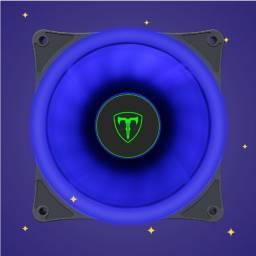 Fan RGB Azul 120MM - T-Dagger T-TGF200B