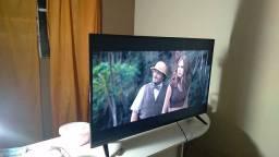 Smart tv Philips 43 polegadas.