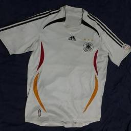 Camisa da Alemanha da Copa do ano de 2010