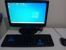 Computador Core 2 Duo 2.40GHz 4GB Memória