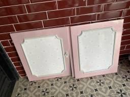Portas e gavetas