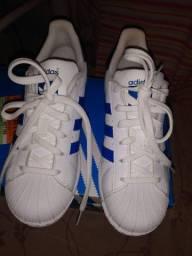 Título do anúncio: Tênis Adidas superstar