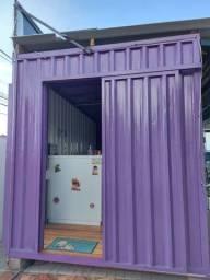 Pet Shop em Container à venda ,  novo, mobiliado