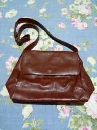 Bolsa couro legítimo