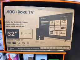 Smart tv 32? polegadas AOC nova lacrada