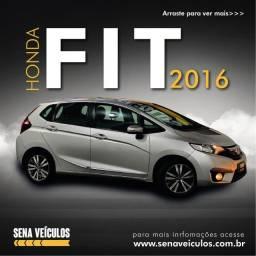Honda Fit 1.5 ExL AUT 2016