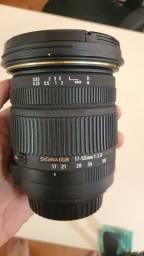 Lente Sigma 18-50mm F/2.8 Af Ex Dc