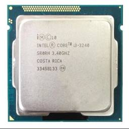Título do anúncio: Intel core i3 3geraçao lga 1155
