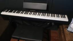 Piano Casio CPD-S350 estado de ZERO (POUCO USO)