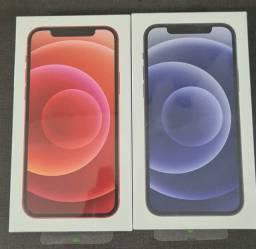 iPhone 12, lacrados, parcelamento em até 18x