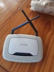 Roteador TP - Link (pouco uso).
