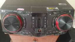 Vendo este mini system 1800 watts valor r$ 1000