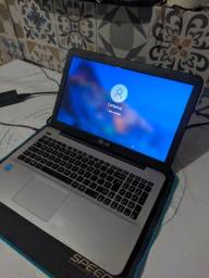 Notebook asus i-3 8GB 240SSD