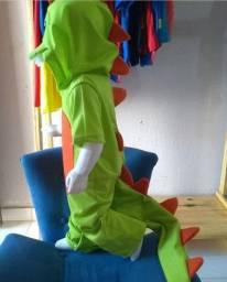 Fantasia infantil do Dinossauro
