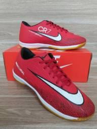 Tênis Nike Futsal Red