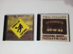 CD pop rock internacional