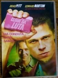 DVD - Clube Da Luta - Original