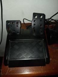 X box 360 +Kinect + jogos + volante e pedal