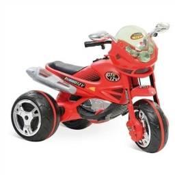 Moto Elétrica Infantil Bandeirante 12V