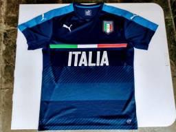 Camisa seleção da Itália