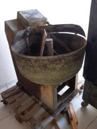 Masseira e forno a lenha
