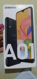 Samsung A01 conservado