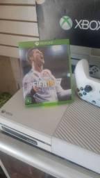 Xbox one fat edição limitada branco 500GB