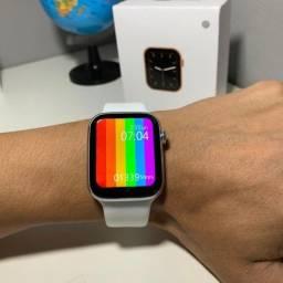 Relógio Smartwatch Inteligente IWO W26 40Mm Branco