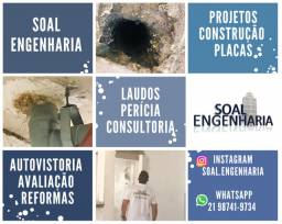 Construção - Reformas - Projetos